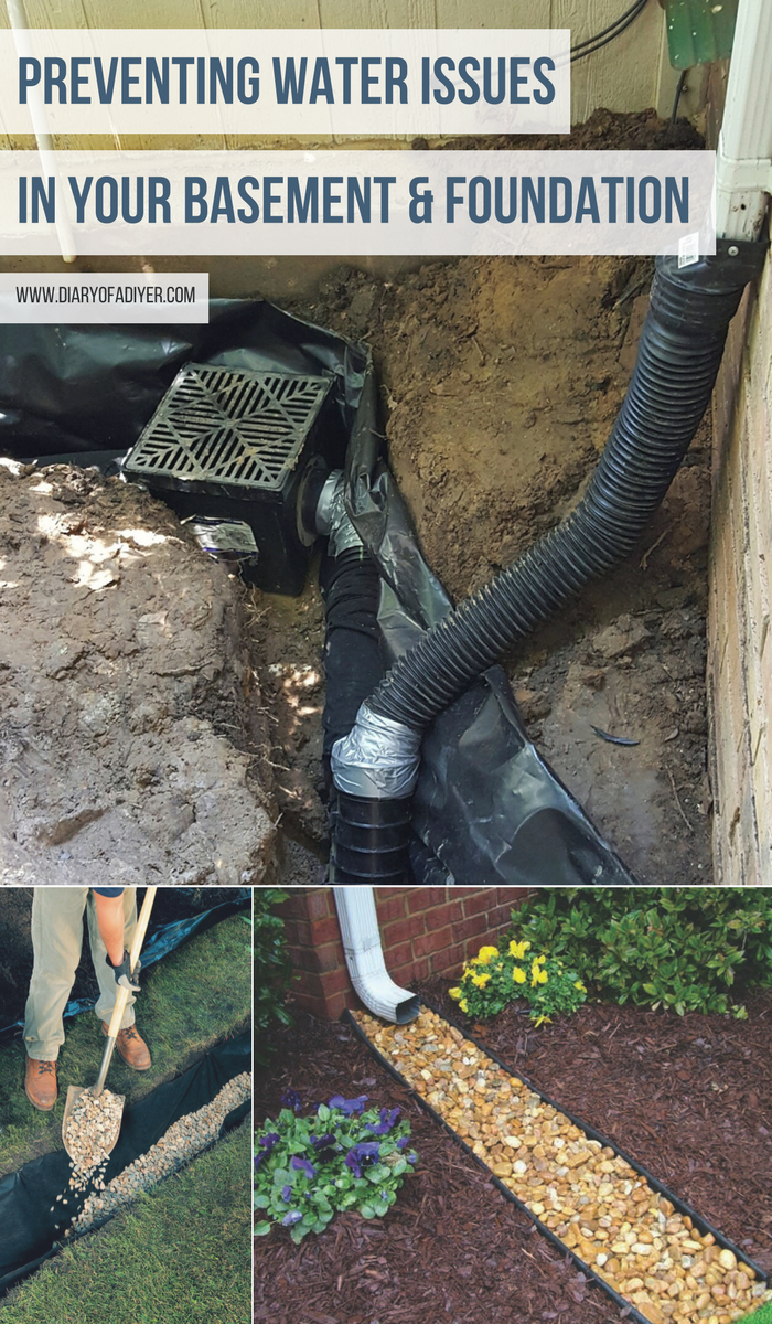 Preventing Water Issues In Your Basement And Foundation From The