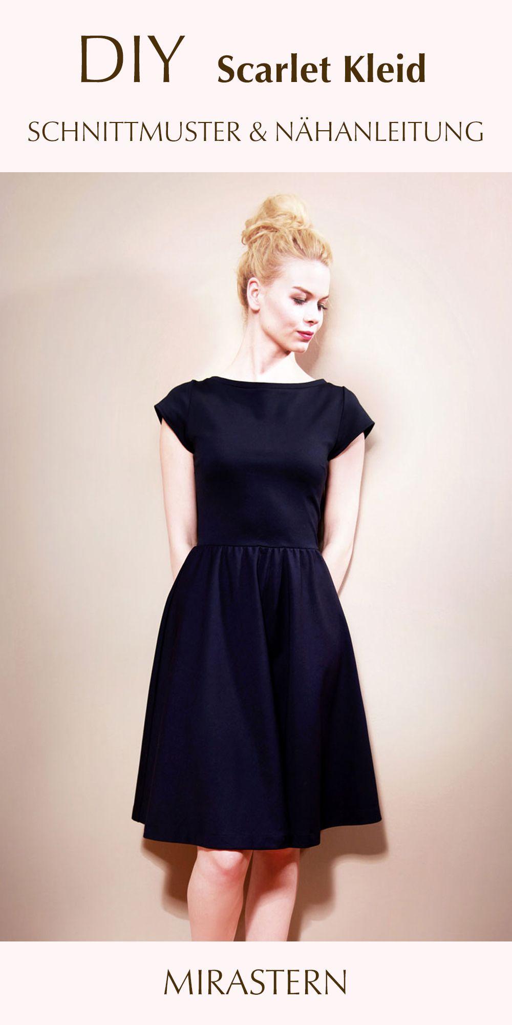 DIY Schnittmuster 11ies Kleid selber nähen in 11  Schnittmuster