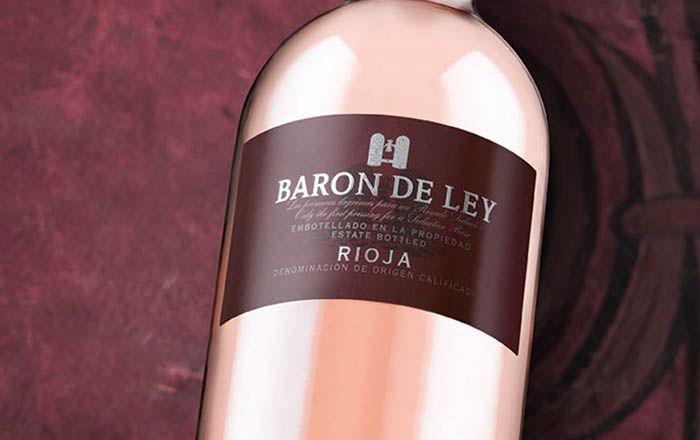 Baron De Ley Rose Drinks Wines Wine Drinks
