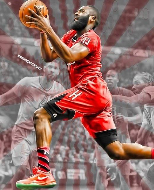 dcc83e83436 Nba Draft · James Harden Christmas Day Houston Rockets Basketball