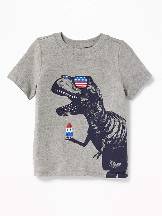 86a6ce733aae8 Graphic Crew-Neck Tee for Toddler Boys in 2018