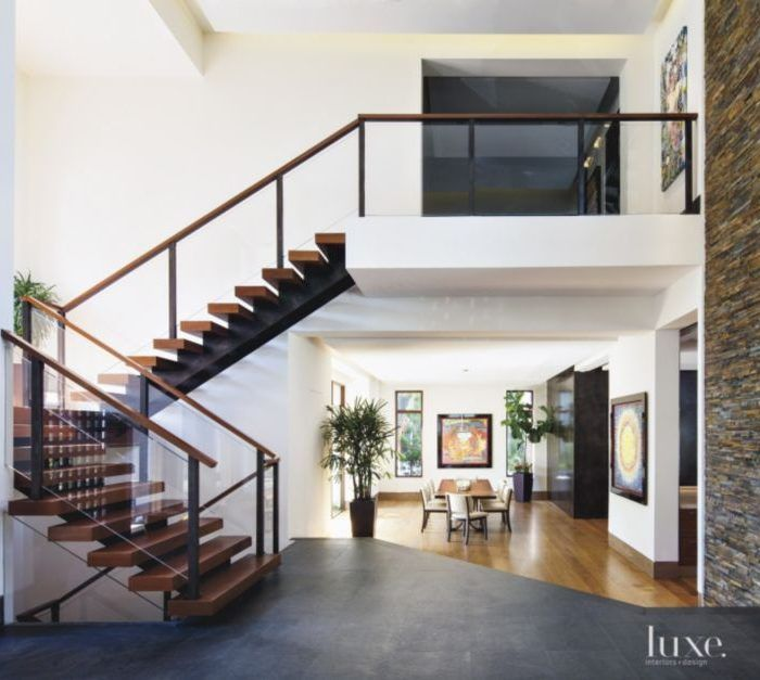 Inspirational Stairs Design: 17 Modern Staircases To Step Up Your Inspiration
