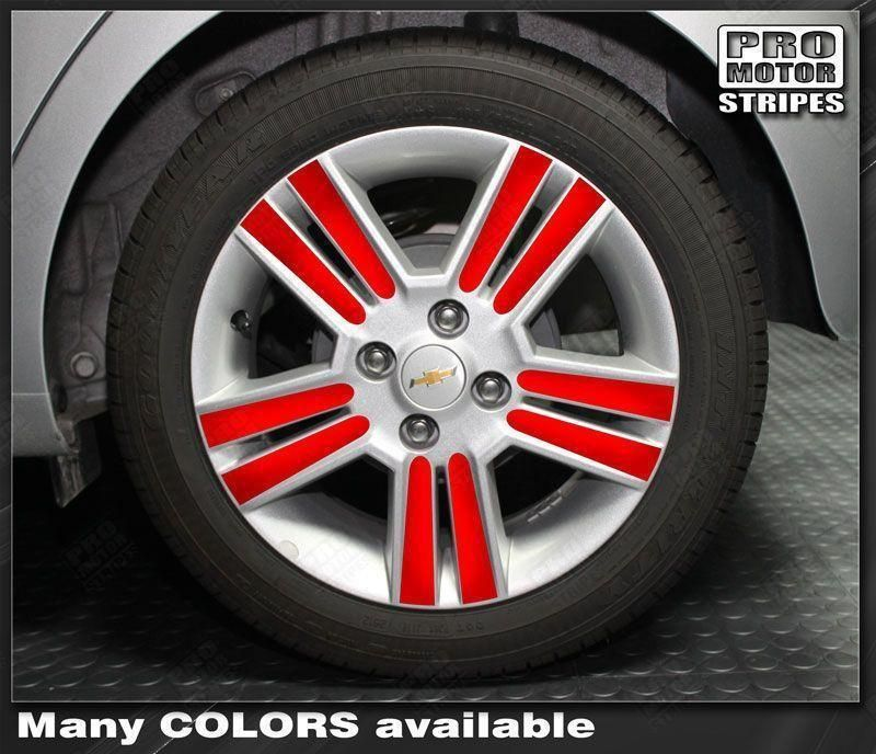 Chevrolet Spark 2013 2015 Wheel Rim Spokes Overlay Decals Chevrolet Spark Muscle Cars Classic Car Insurance