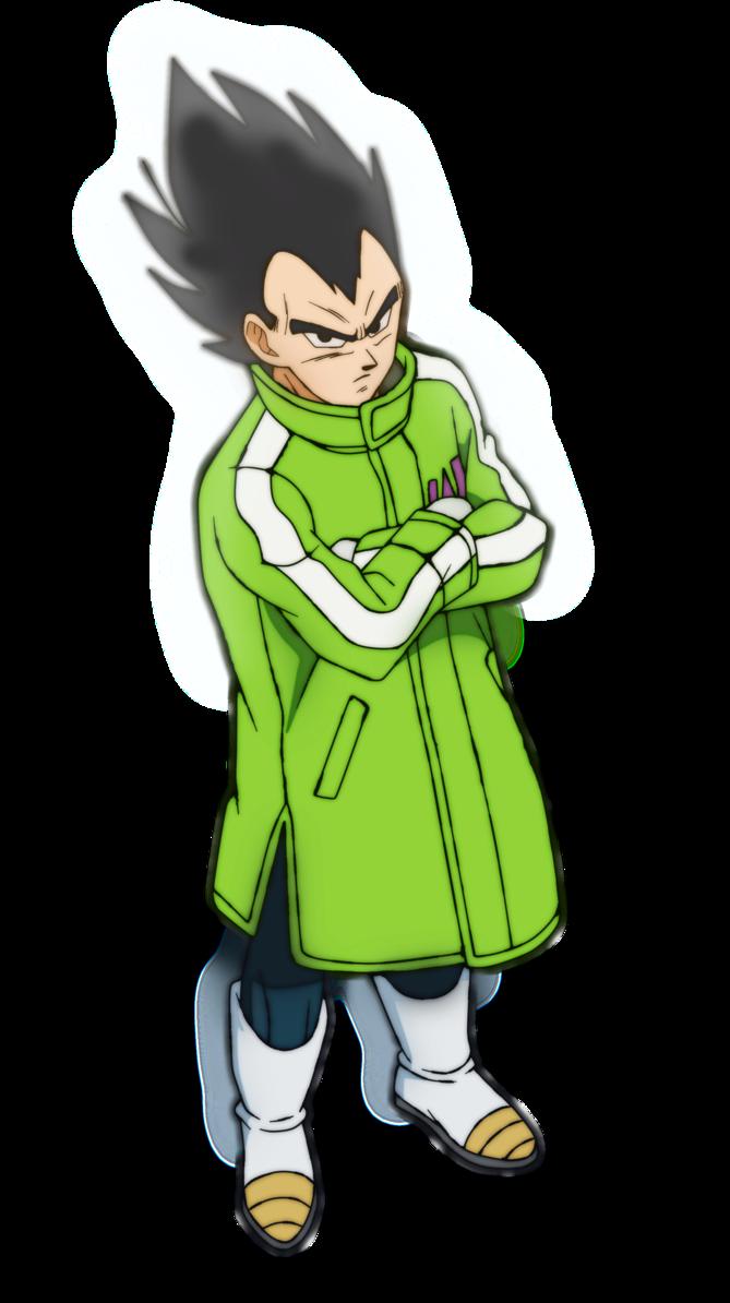 Vegeta Dragon Ball Super Broly By Andrewdragonball Vegeta X