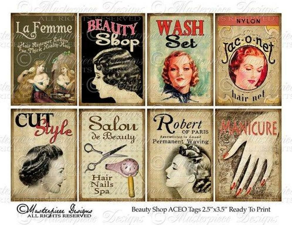 Pin by Shelley Burford on Hair Colors and styles Vintage