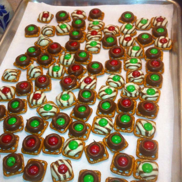 Christmas goodies :)  @Jennifer Milsaps L Childress @Melissa Squires Squires Cummings