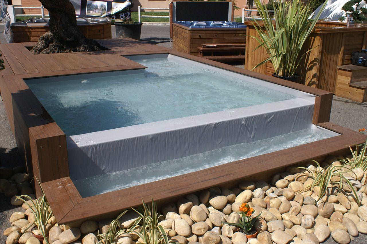 Piscine A Debordement Hors Sol piscine bois à débordement : | home | pinterest | architecture, diy