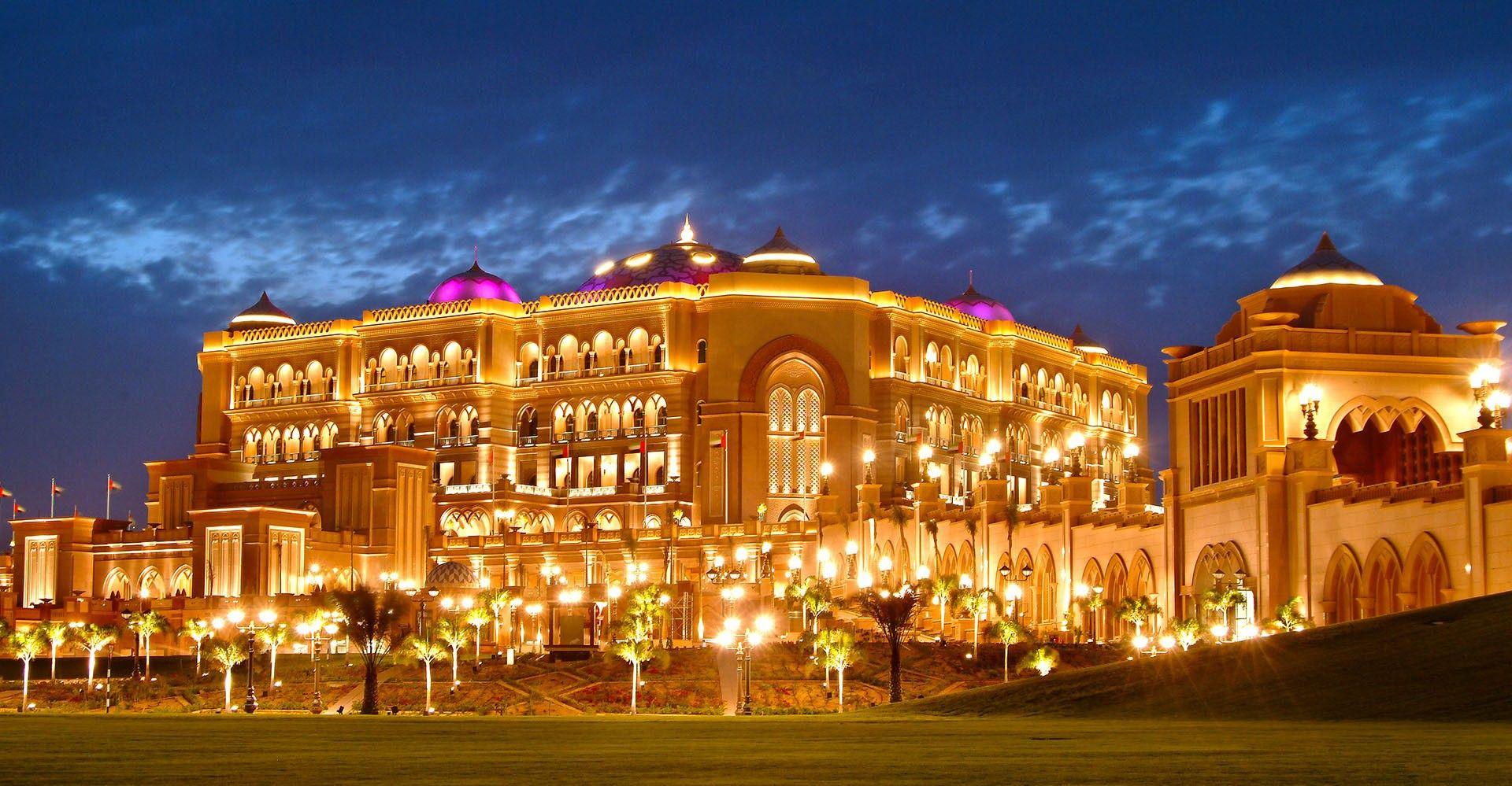 Emirates Palace Abu Dhabi United Arab Emirates Different