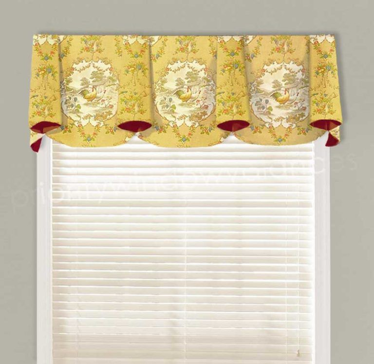 16 French Country Valance Ideas To Inspire You Country Valances