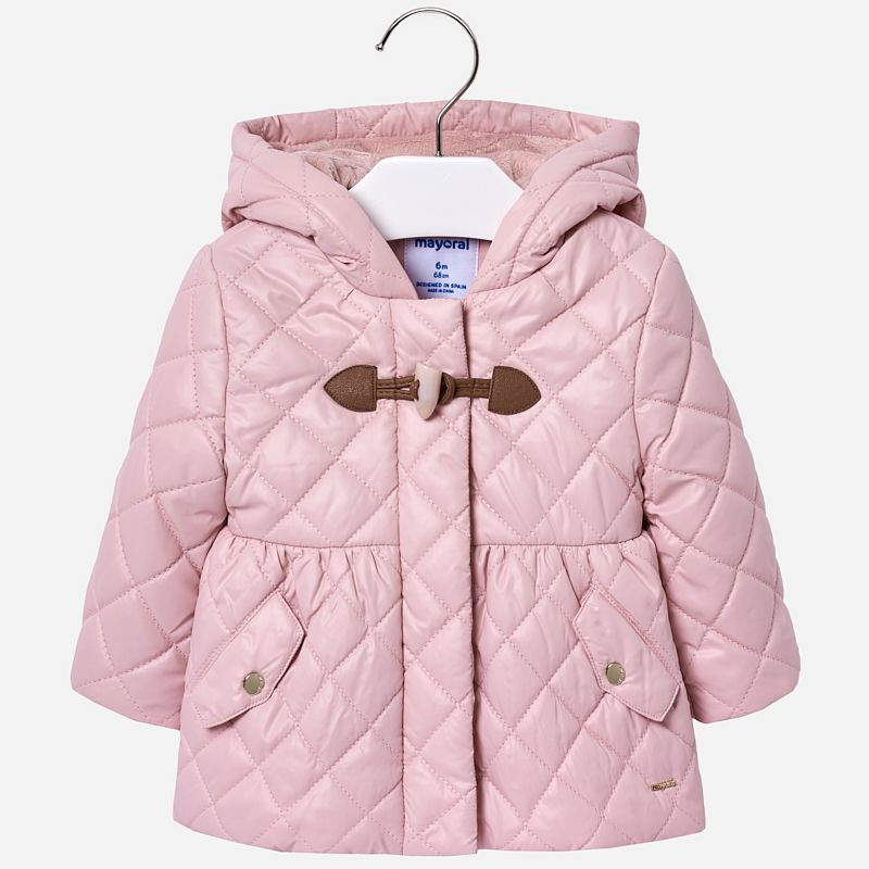90b9cb22bc8c34 Geaca husky bebe fetita Mayoral Baby Girl Quilts, Girls Quilts, Husky,  Winter Jackets