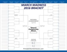 picture regarding March Madness Tv Schedule Printable called Pin as a result of cedony farrar upon Fundraisers Ncaa basketball