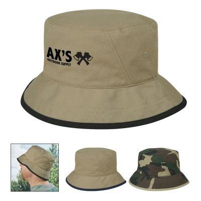 #1115 Cotton Twill Bucket Hat