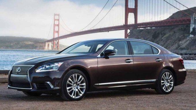 Lexus LS Rumors and petitors in 2017 utowheels