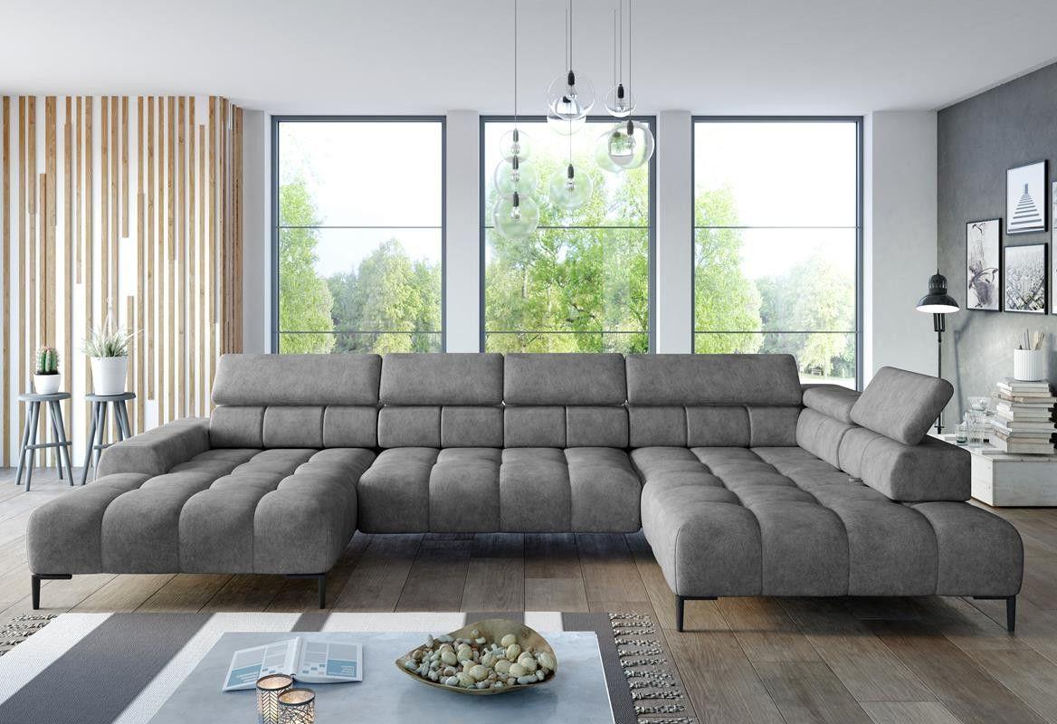 Ecksofa Wohnlandschaft Cobra Xl Interior Design Furniture Sectional Couch