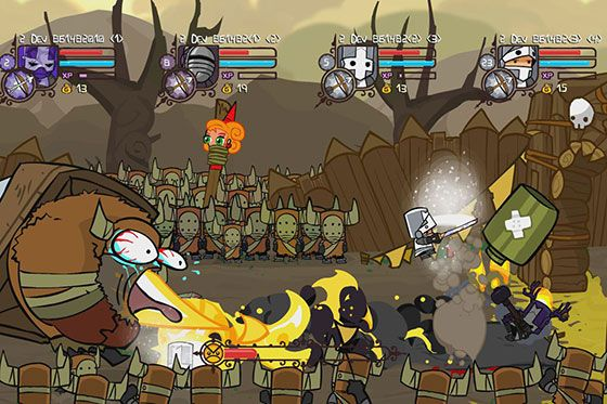 Castle Crashers Remastered Review (Nintendo Switch) in ...