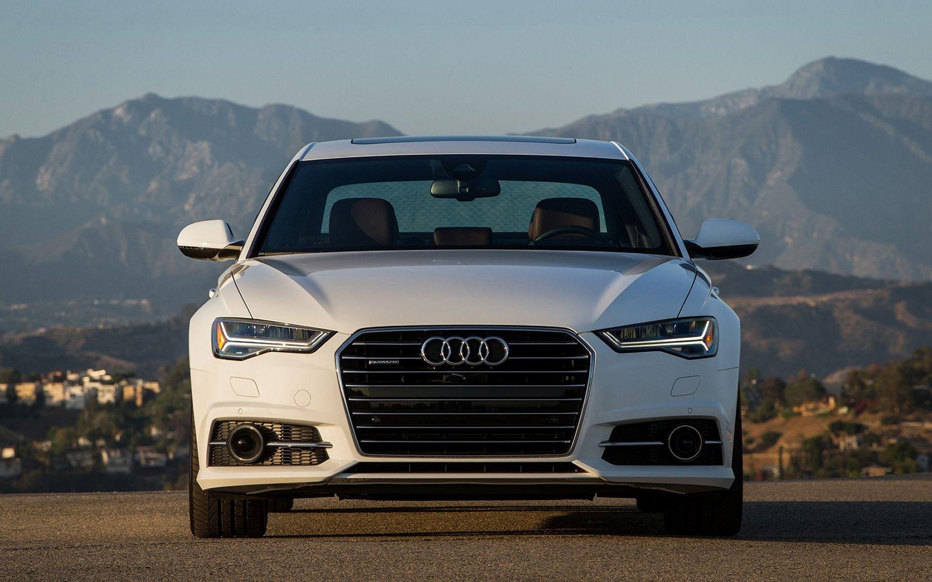audi a6 sedan wallpapers Audi A6 Sedan S Line 2016 Us Wallpapers