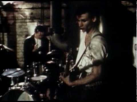 Bauhaus - Telegram Sam. i can't believe how much of their music i know