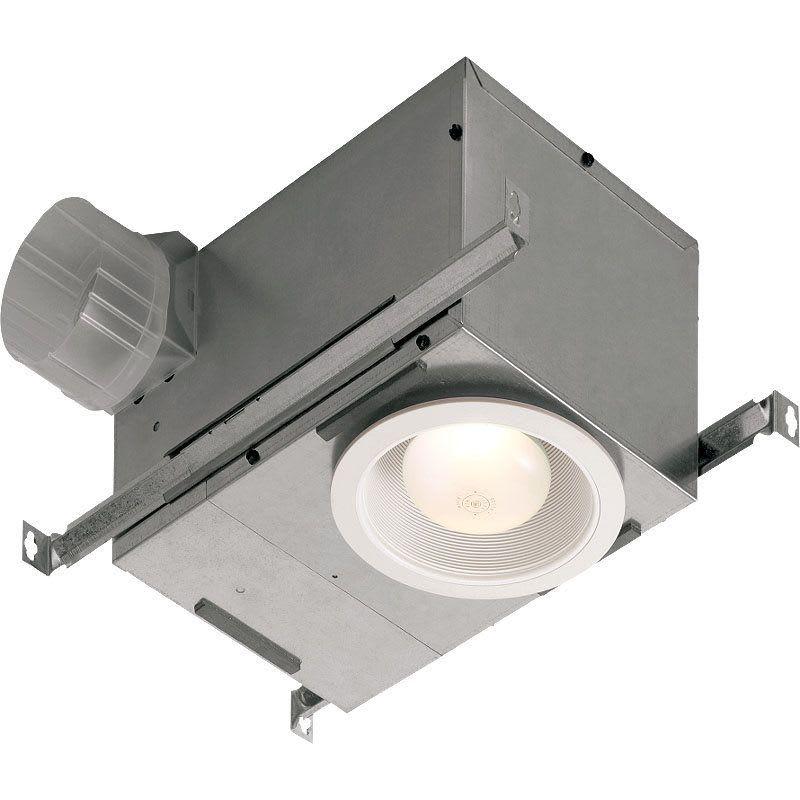 Broan 744 70 Cfm 1 5 Sone Ceiling Mounted Hvi Certified Bath Fan