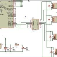 relay driver circuit using uln2003 electronics Pinterest