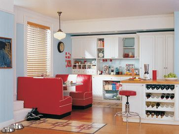 Kitchen   Eclectic   Kitchen   Baltimore   California Closets Maryland