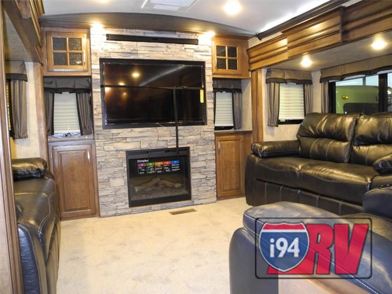 2015 Keystone Rv Montana 3791 Rd Raised Living Room Fifth Wheel Rv Fireplace Awesome Rvs