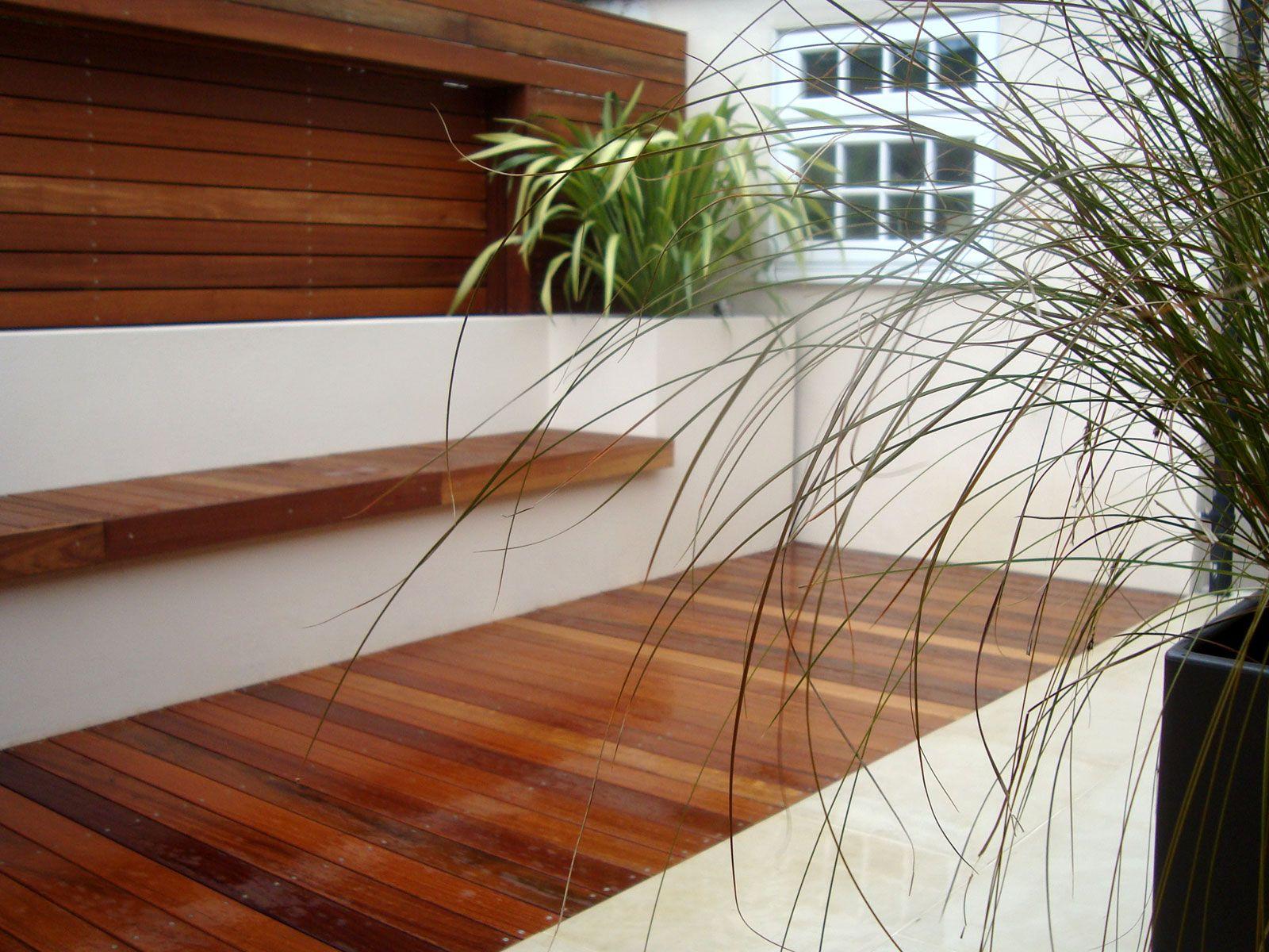 Luxury Balcony Flooring Options