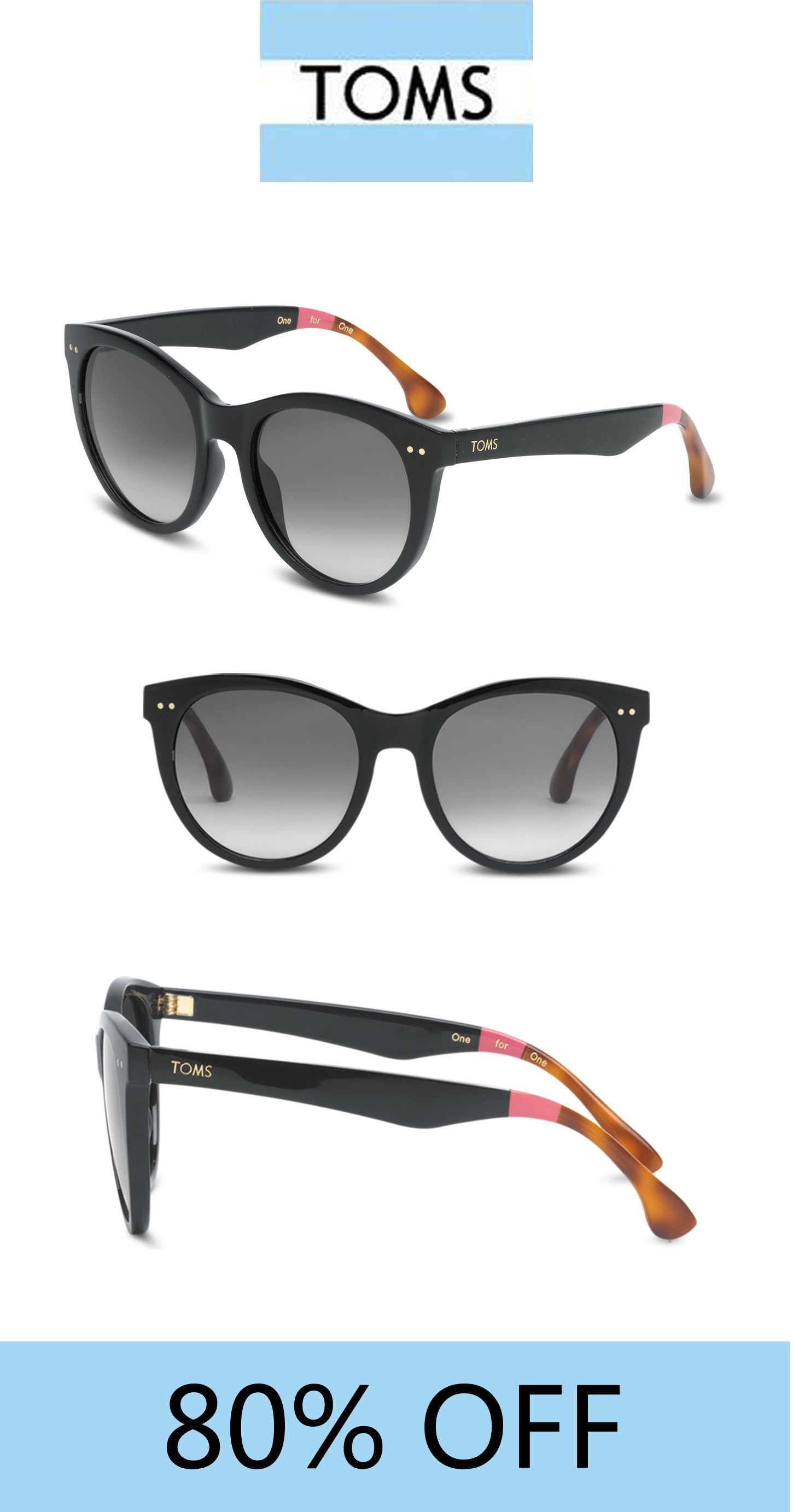 62d4802a91c7 Socially-conscious shades! TOMS sunglasses