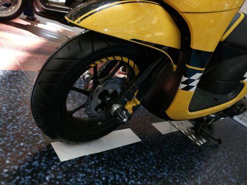 Galeri Modifikasi Honda All New Scoopy ESP, Sedot Gaaannn