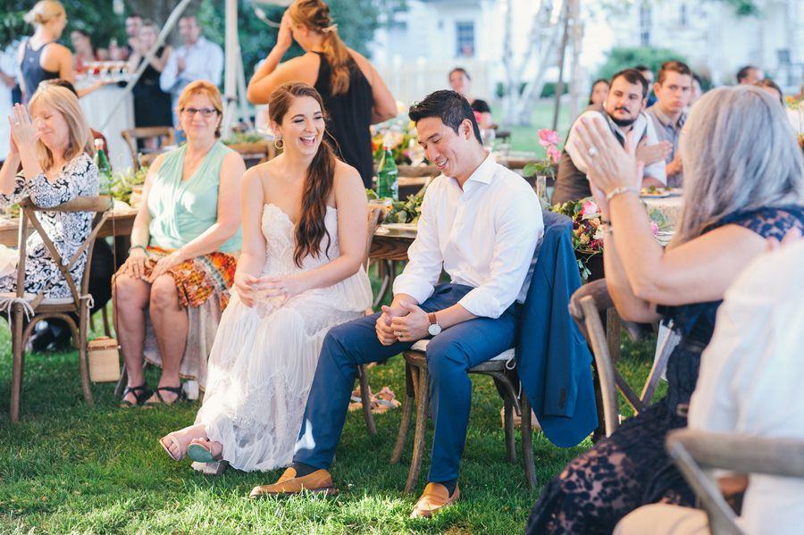 Brooke Lee Knox Farm Wedding Celebration Celebrity Weddings Rental Wedding Dresses Lihi Hod Wedding Dress