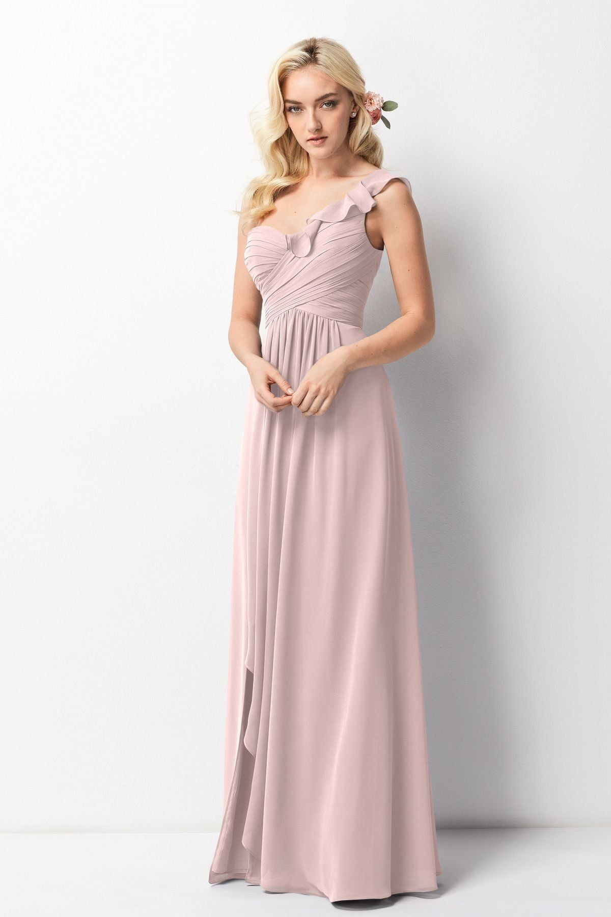 WToo 201 from Nordstroms in Primrose or Chateau Rose? | Bridesmaids ...