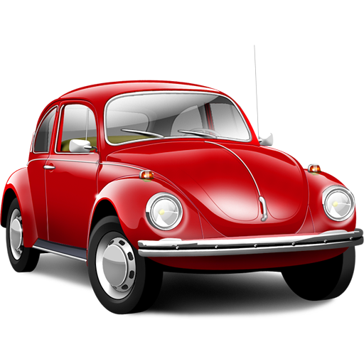 vehicles png vw beetle icon classic cars iconset cem. Black Bedroom Furniture Sets. Home Design Ideas