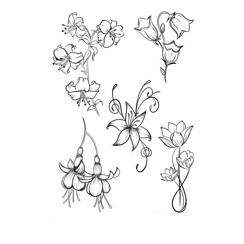 Pas cher Fleurs Du0027hibiscus Transparent Silicone Timbre Joint pour le - peinture pour joint silicone