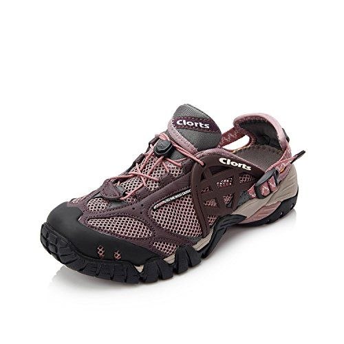 Womens Water Shoe 60% Mesh/ 40% PU Athletic Amphibious Footwear