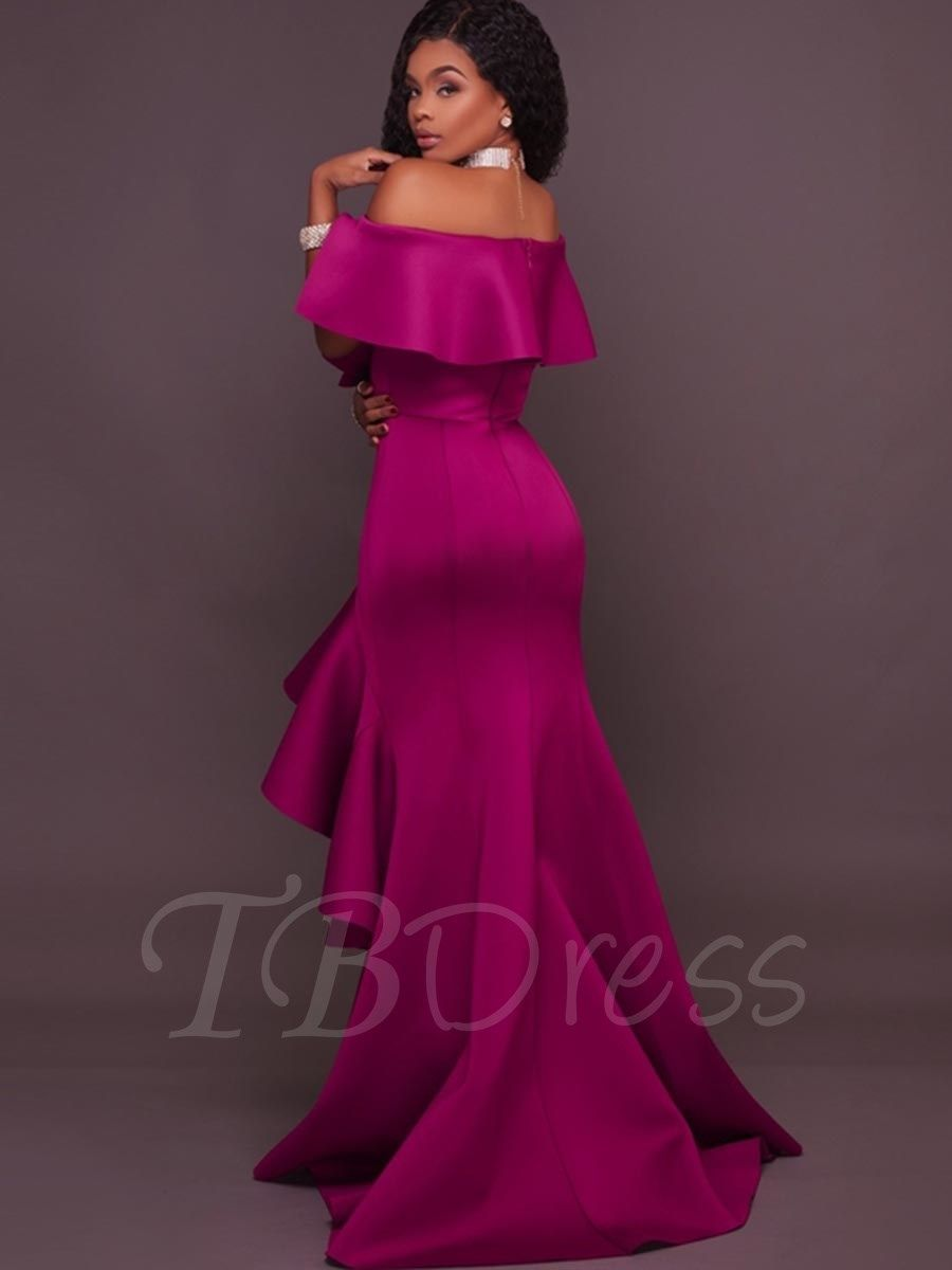 Vestidos de noche elegantes tbdress