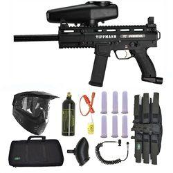 Tippmann X7 Phenom Mechanical Paintball Marker Gun 3Skull Sniper Set. Available at UltimatePaintball.com