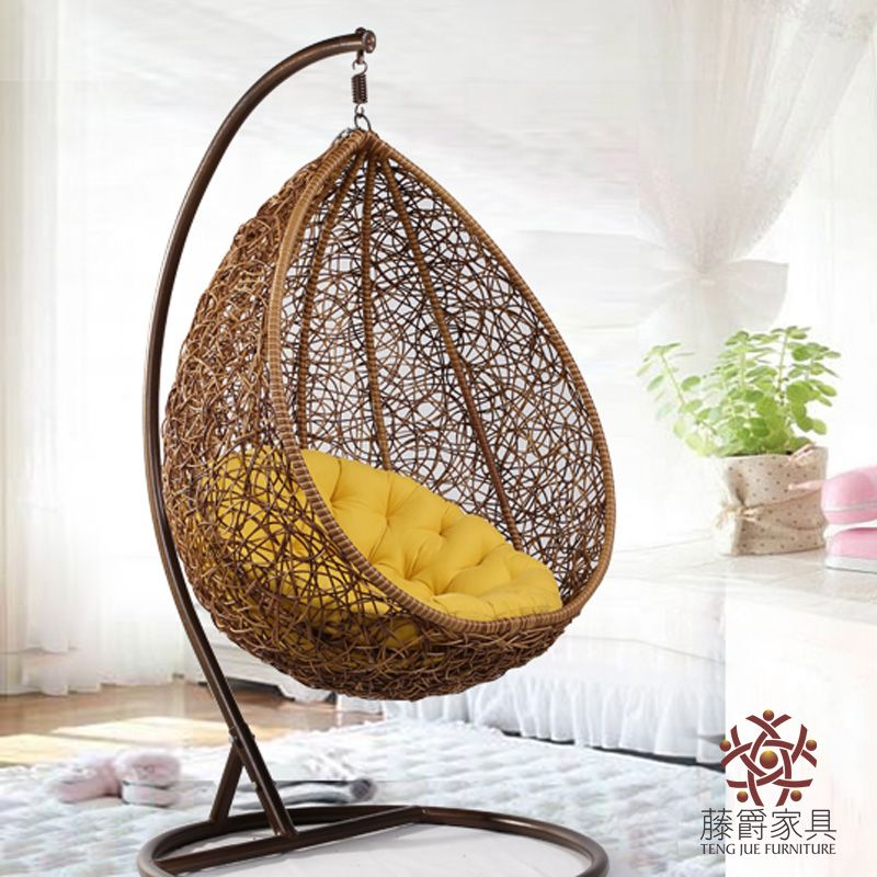 Indoor Swing Chairs Gorgeous Cane Swing Chair  My Living Room  Pinterest  Swing Chairs . Decorating Inspiration