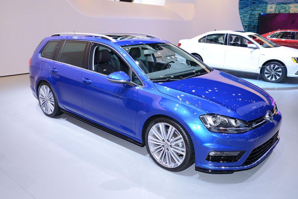 Volkswagen Golf SportWagen Volkswagen golf, Volkswagen