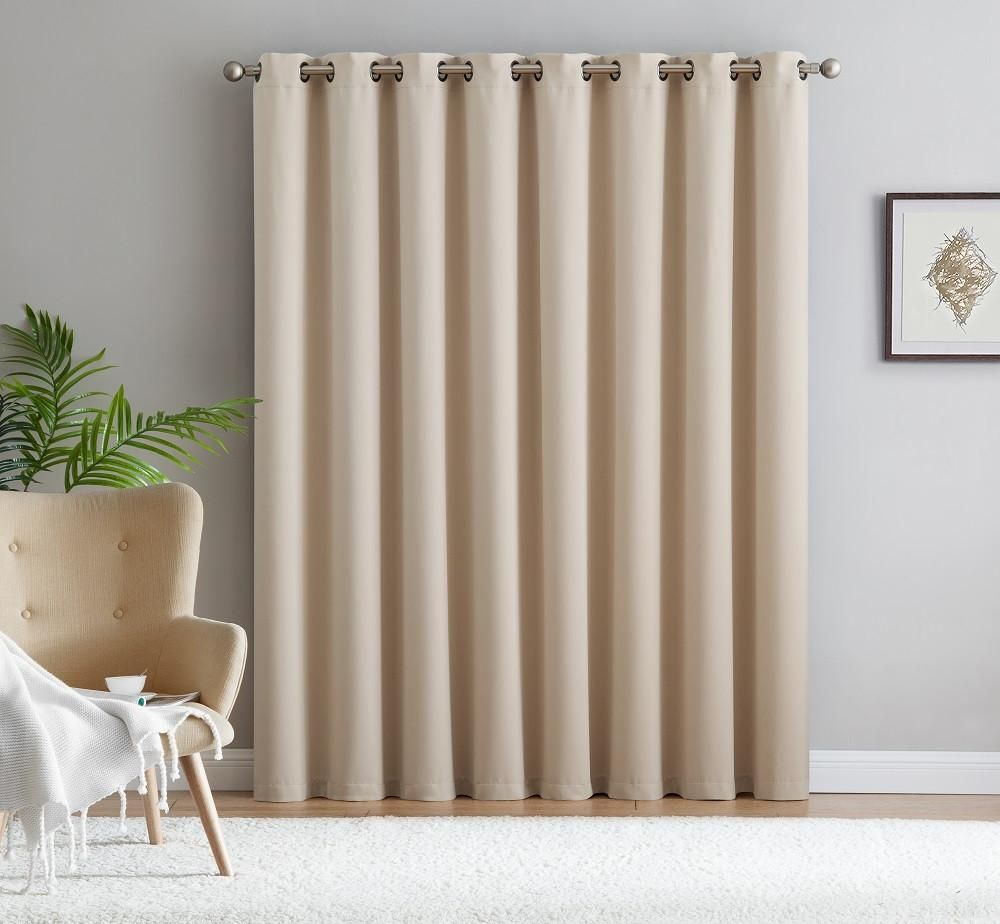 Awesome Curtains for Balcony Sliding Doors