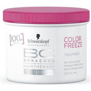 #Schwarzkopf Bonacure, tratamiento color para un cabello más sano y #brillante.