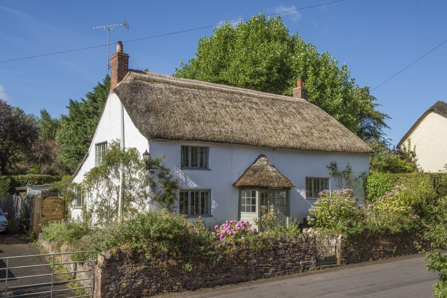 Six heartbreakingly pretty cottages for sale at under £