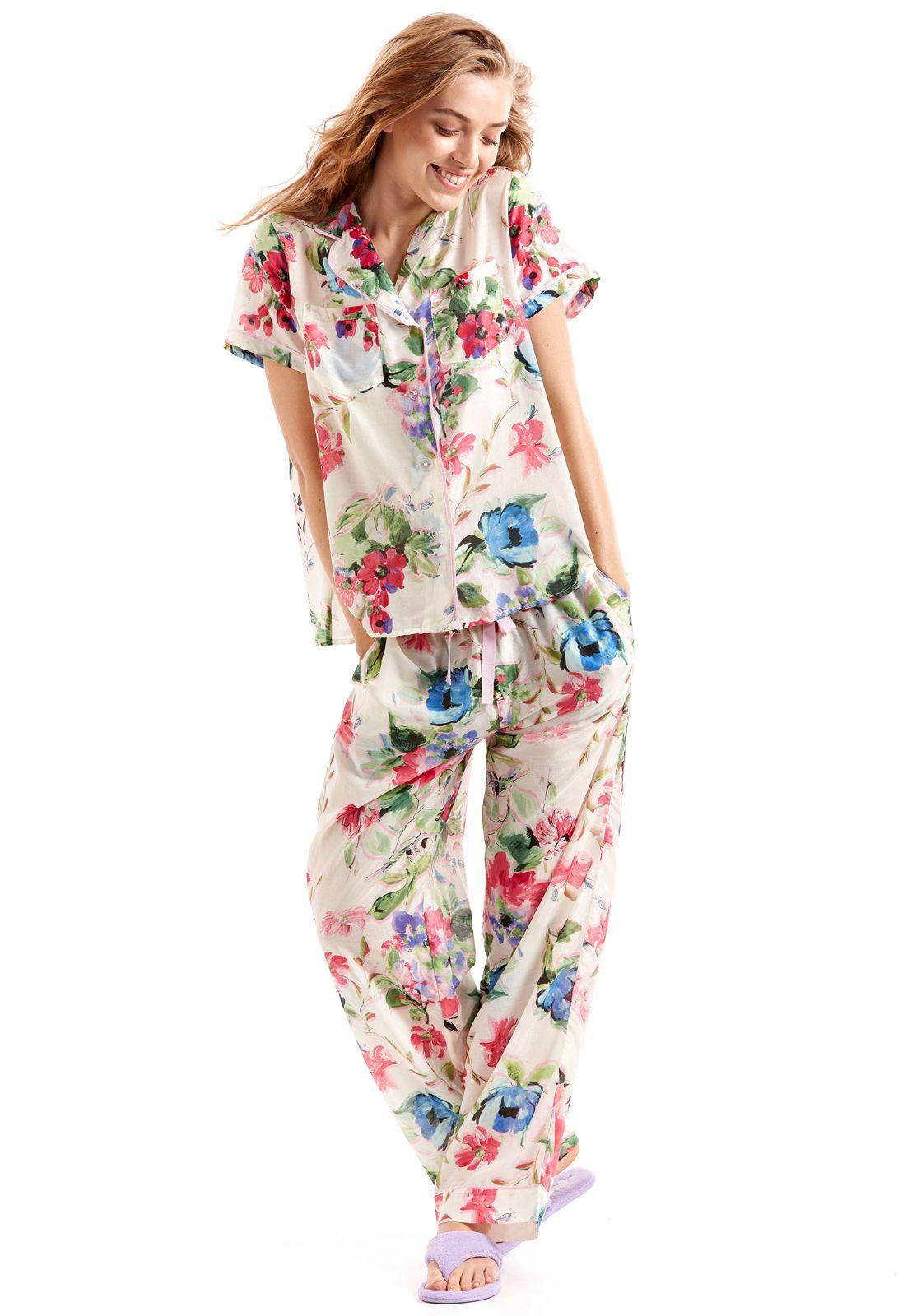 2e736fc6cc1 Floral Luxe Pj Set