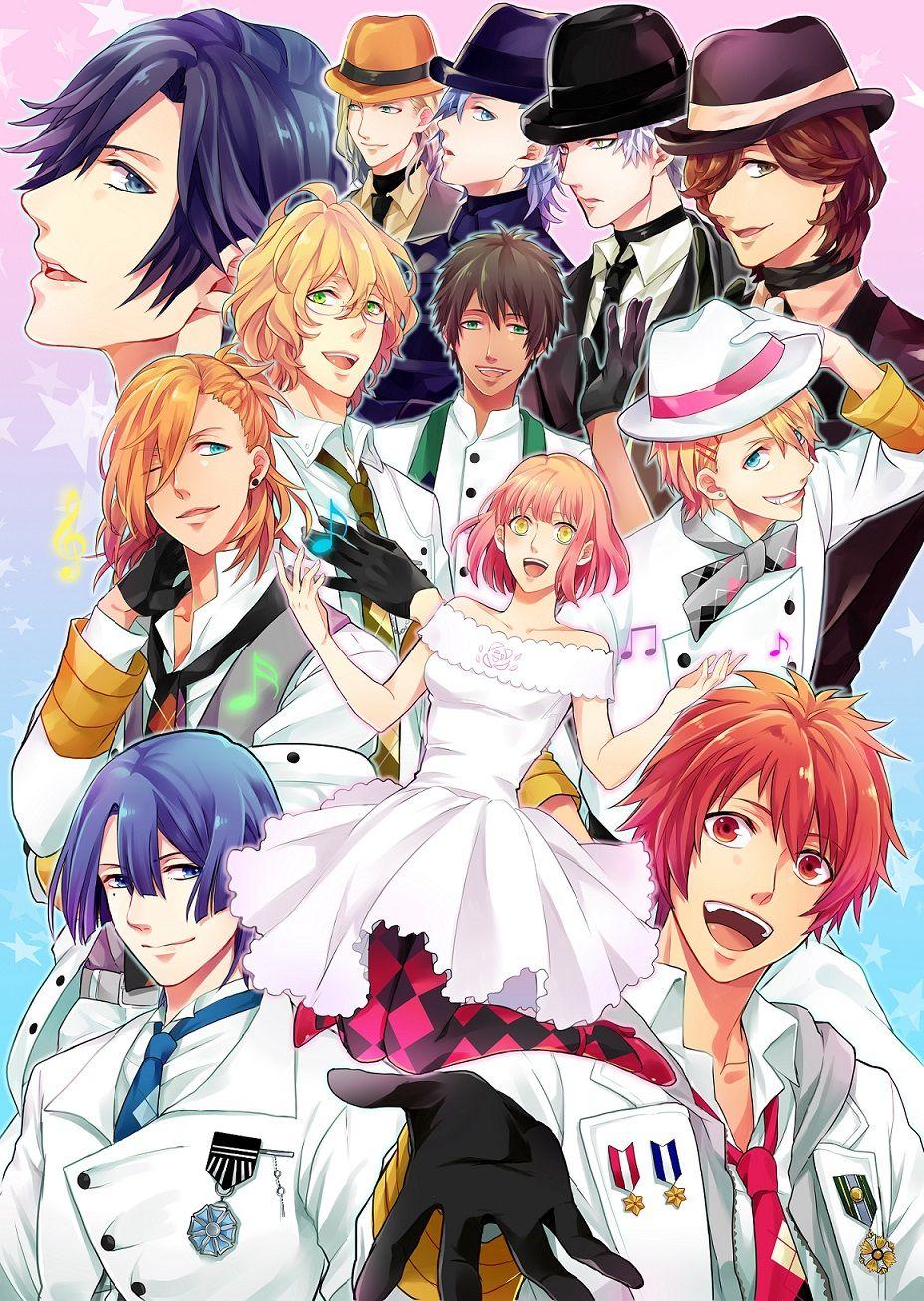 Uta no☆prince-sama♪ | Uta no prince sama, Utas, Nanami  Uta No Prince Sama Haruka And Tokiya Lemon