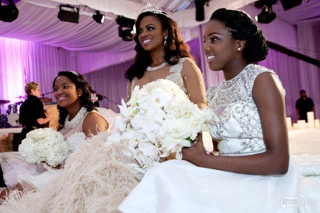 See Kandi S Fabulous Wedding Album Celebrity Weddings Kandi Burruss Kandi And Todd