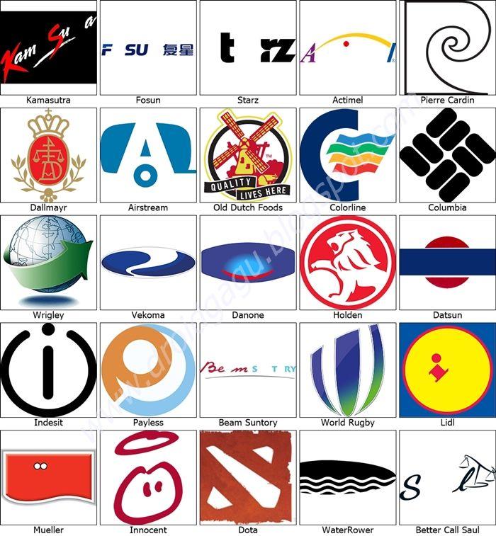 Level 12 Logo Quiz Answers Bubble DroidGaGu in 2020