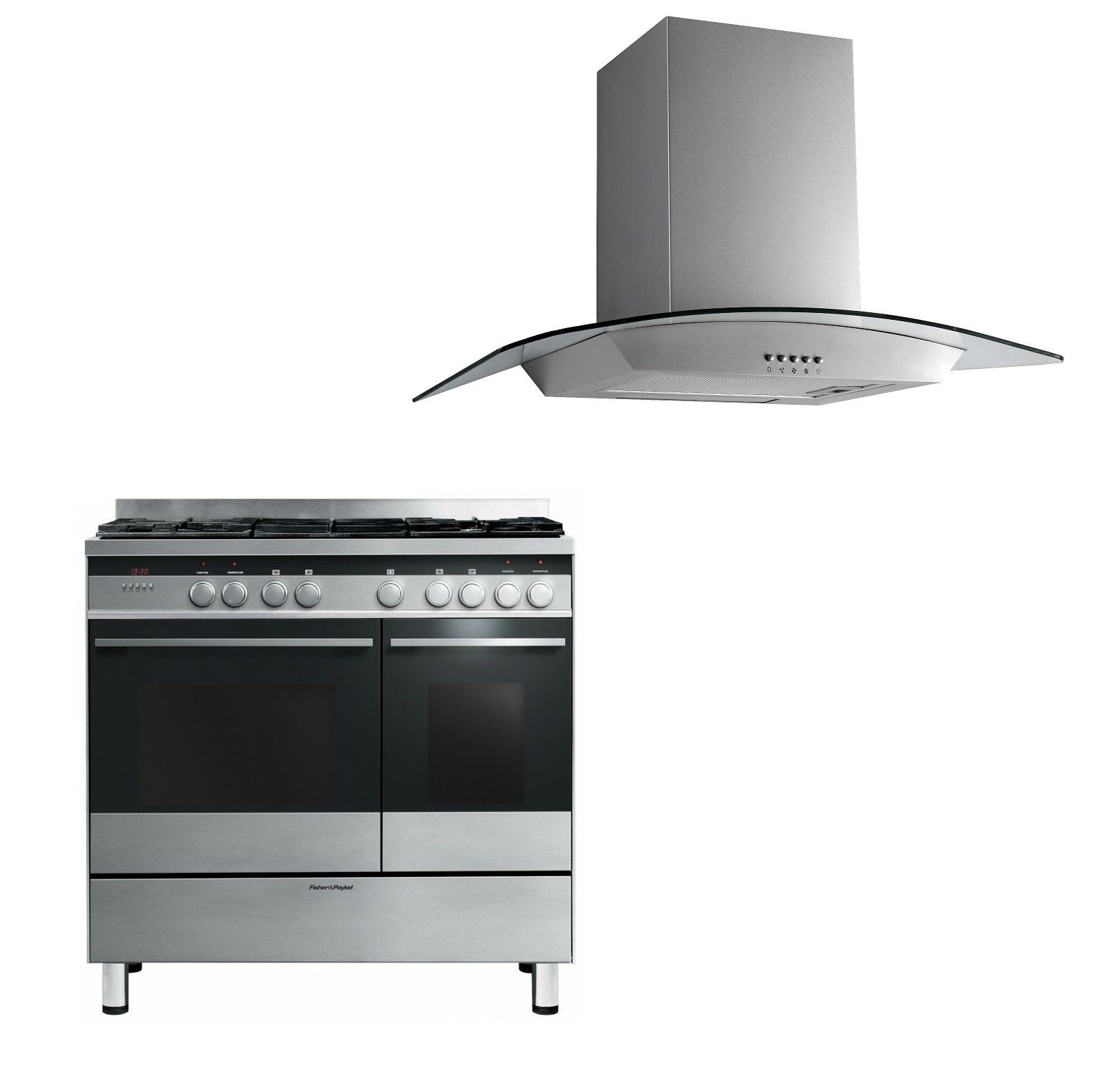 Cooker and hood £930 | cookers and hoods | Pinterest | Cooker hoods ...