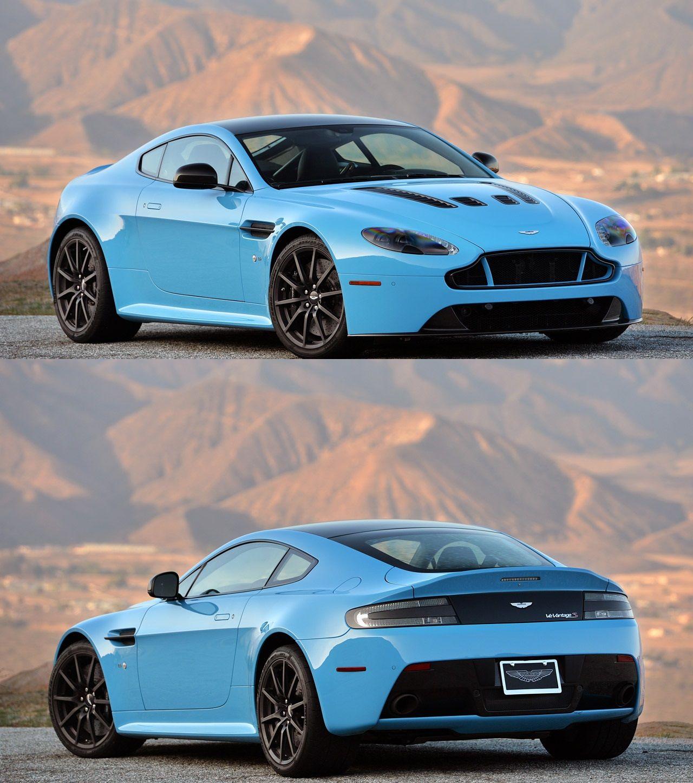 2014 Aston Martin V12 Vantage S A Proper Gentleman S Car