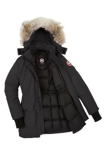 Canada Goose Trillium Parka- graphite, black, red, military green, navy, slate, silverbirch?