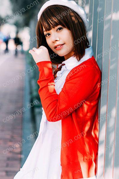 洋服が素敵な加藤恵さん