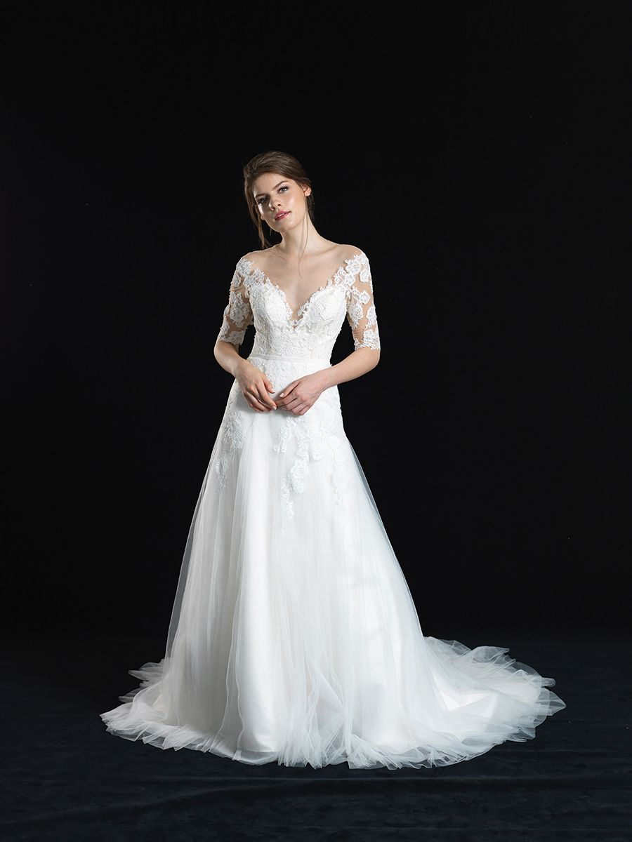 Talking French Girl Style With Singapore Bridal Gown Designer Ee Lyn Of Love Yu Wedding Dress Tulle Lace Designer Bridal Gowns Wedding Gowns Lace
