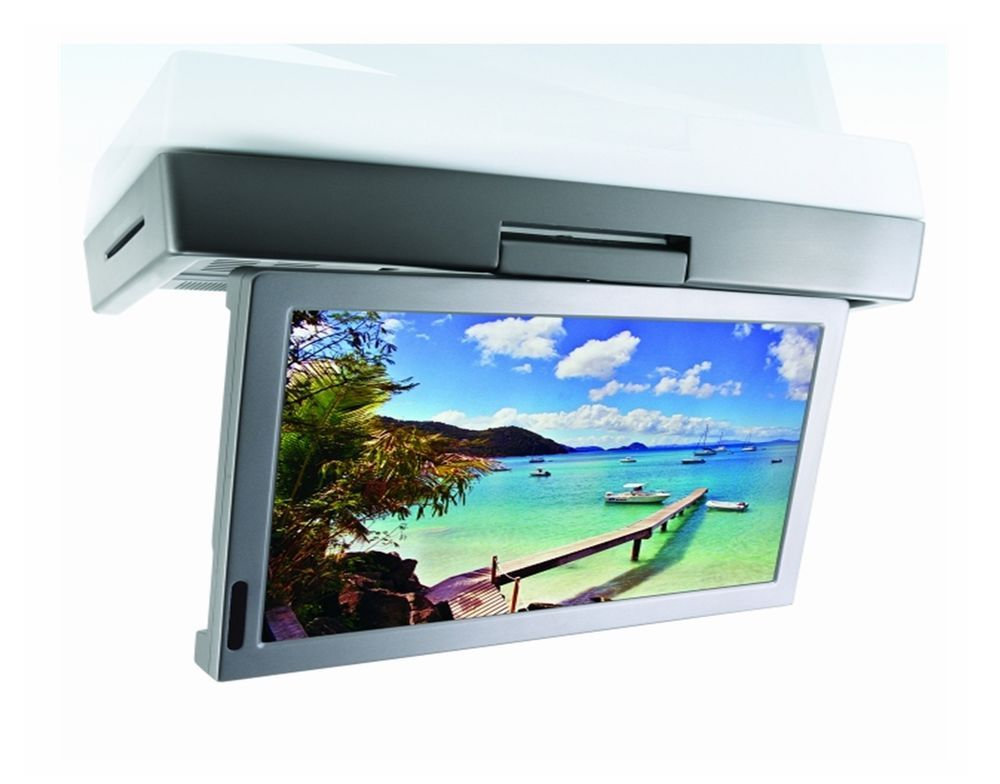 Sovos 15 Flip Down Kitchen Freeview Lcd Tv Hd Ready With Dvd Player Svktv Grey Lcd Television Tv In Kitchen Lcd Tv